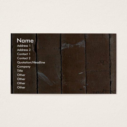Bricks Business Card