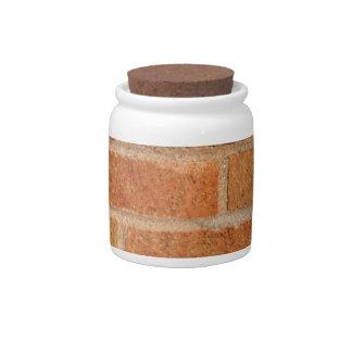 Bricks Candy Dishes