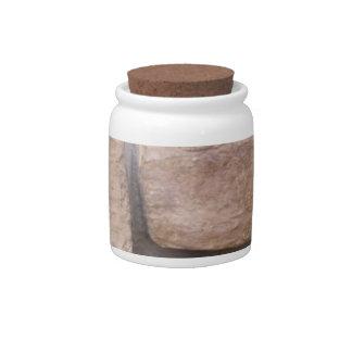 Bricks Candy Jars