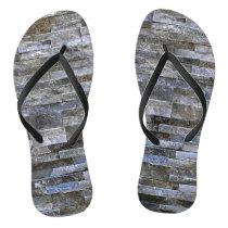 Bricks - Cool Fun Unique Flip Flops