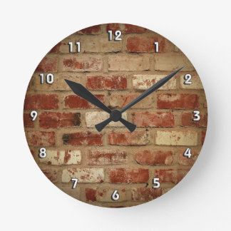 Bricks: Doin Time Wall Clock