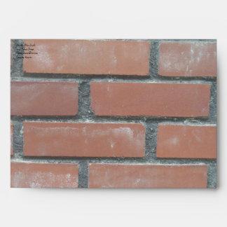 Bricks Envelope