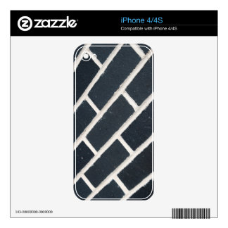 Bricks iPhone 4S Decal