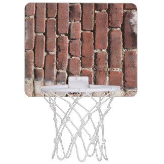 Bricks Mini Basketball Goal Mini Basketball Backboards