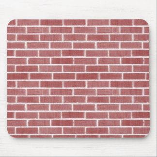 bricks mouse pad