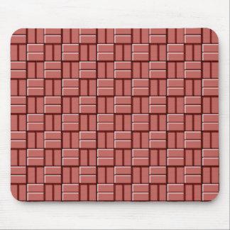 Bricks Mouse Pads