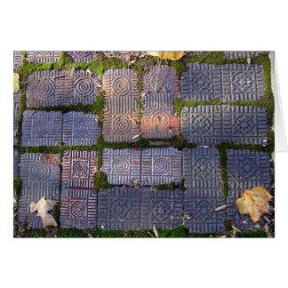 Bricks of Lexington, VA Card