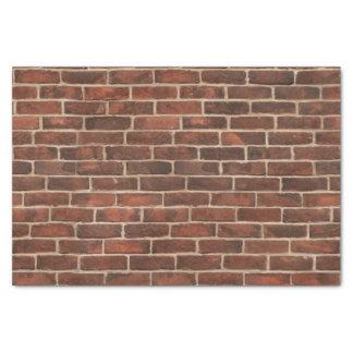 """Bricks Pattern 10"""" X 15"""" Tissue Paper"""