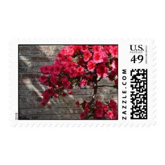 Bricks Postage Stamps