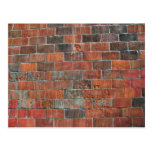 bricks postcard