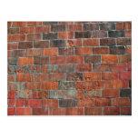 bricks postcards