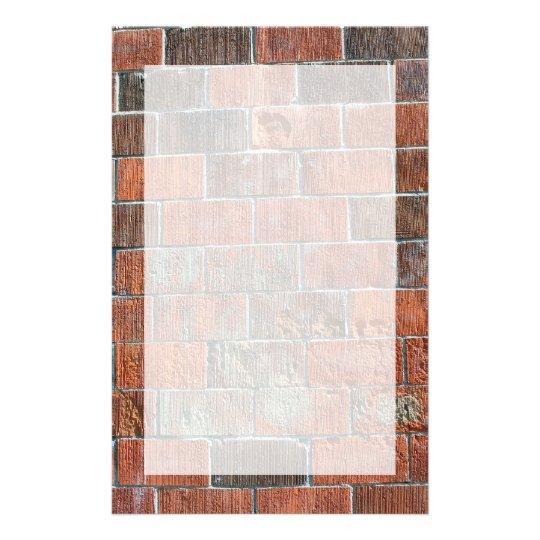 bricks stationery