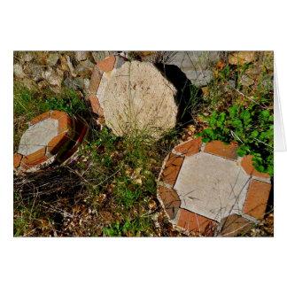 Bricks & Stones Card