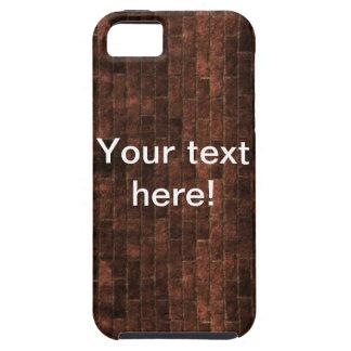 Bricks texture iPhone 5 case