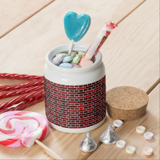 BRICKS too! Candy Jars