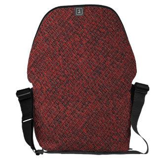 BRICKS too! ~ Courier Bag