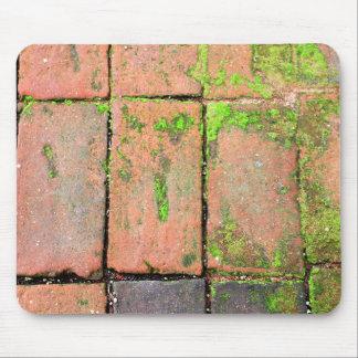 Bricks Walkway Mousepad