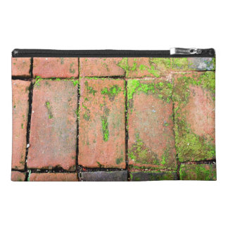 Bricks Walkway Travel Accessory Bag