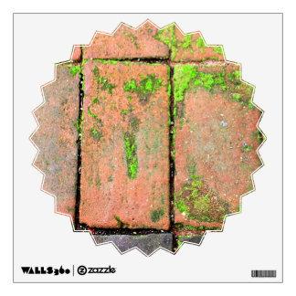 Bricks Walkway Wall Decal