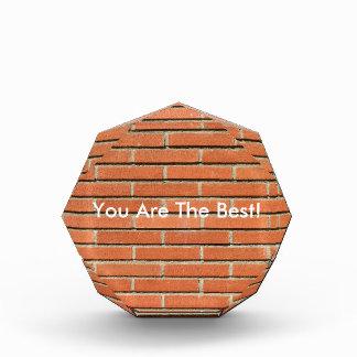 Bricks Wall Award