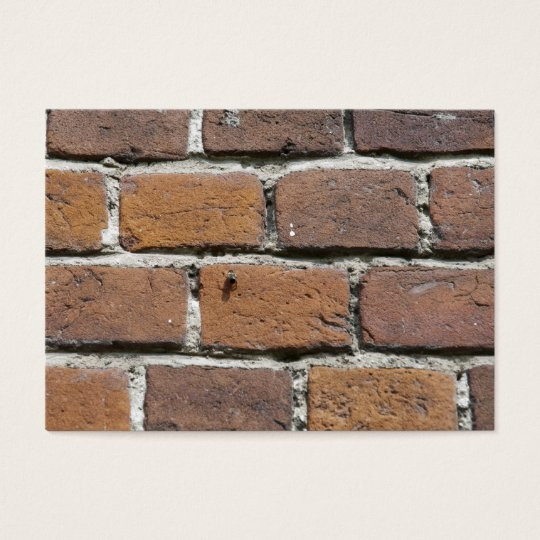 BRICKS WALL BUSINESS CARD