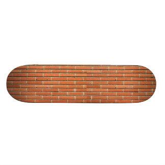 Bricks Wall Skateboard