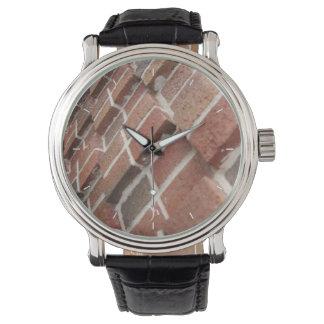 Bricks Wristwatch