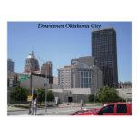 Bricktown - Hotels 011, Downtown Oklahoma City Post Card