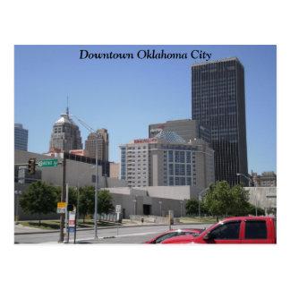 Bricktown - Hotels 011, Downtown Oklahoma City Postcard