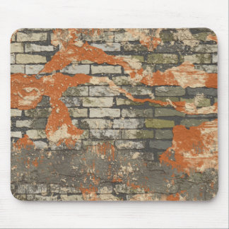 Brickwall 3 TPD Mouse Pad