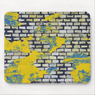 Brickwall 7 TPD Mouse Pad