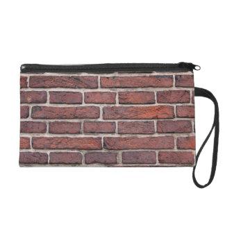 Brickwall Wristlet