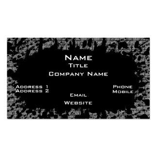 Brickwall Business Card