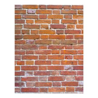 Brickwall Flyer