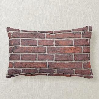 Brickwall Throw Pillow