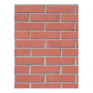 Brickwall Postcard