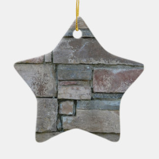 Brickwork for Mason or Brick Layer Ceramic Ornament