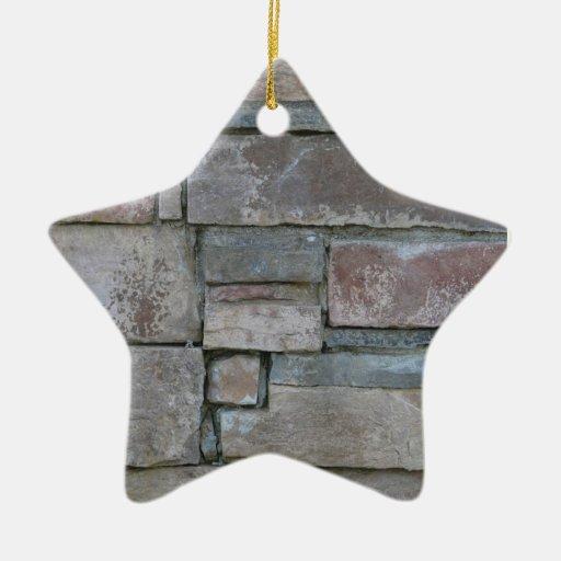Brickwork for Mason or Brick Layer Ceramic Ornament