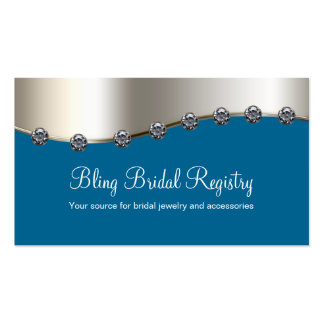 Bridal Accessories Business Cards