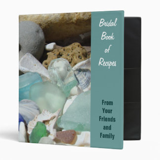 Bridal Book of Recipes From Family & Friends Bride Binder