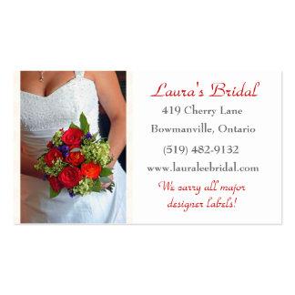 Bridal Business Card