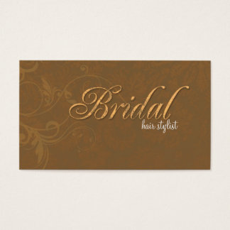 Bridal Business Card