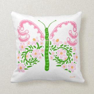 Bridal Butterfly pillow
