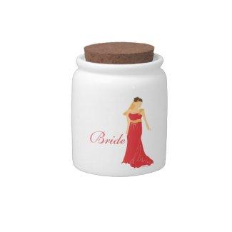 Bridal candyjar