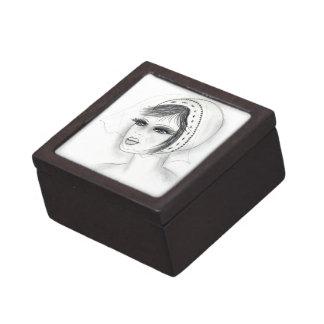 Bridal Deco Girl Gift Box