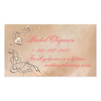 Bridal Elegance Business Business Card