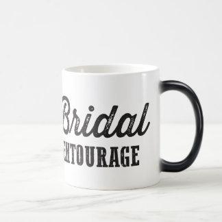 Bridal Entourage Magic Mug
