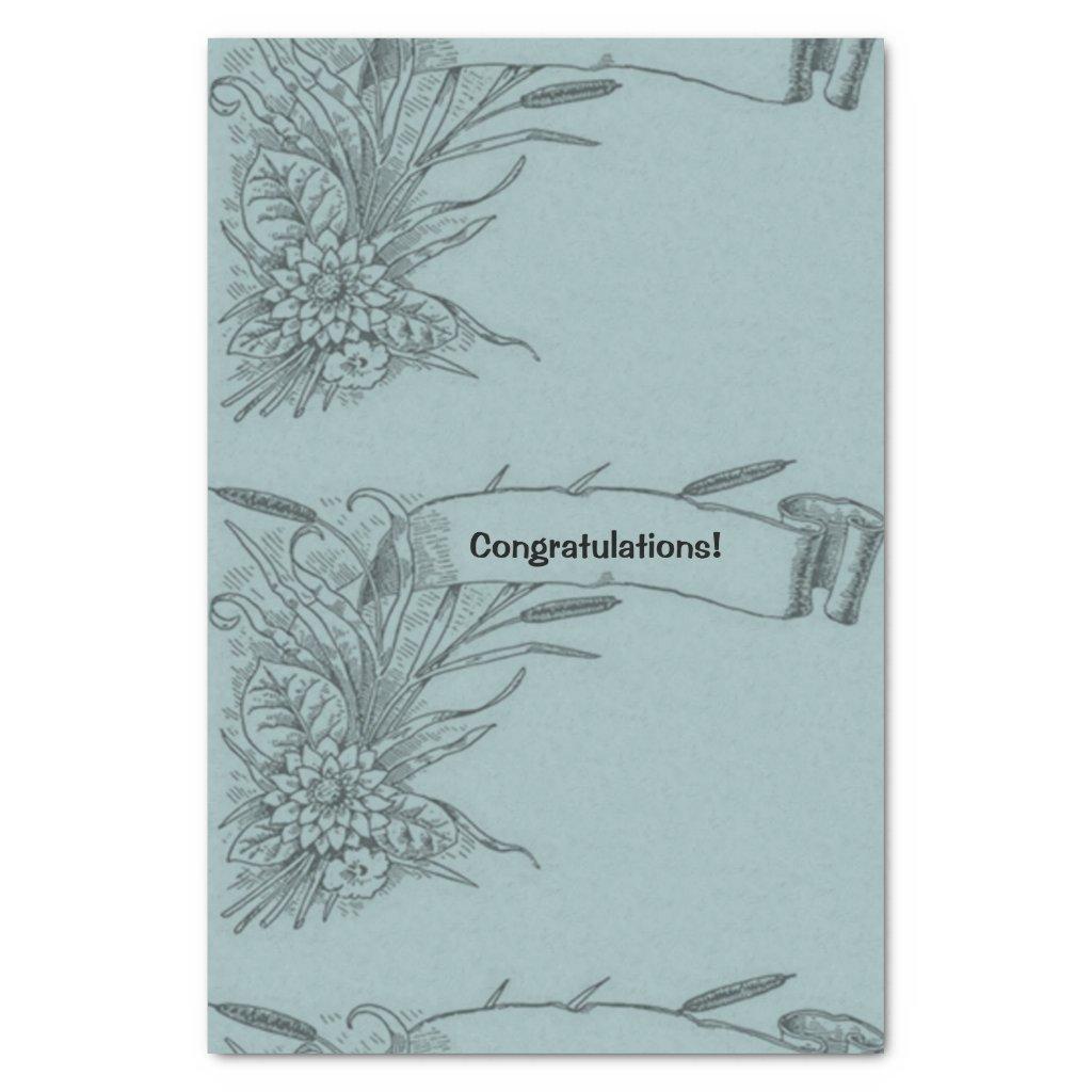 Bridal Gift Tissue Paper