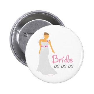 Bridal Giftware Pinback Button