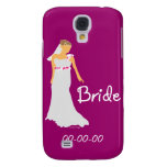 Bridal iphone case Giftware Samsung Galaxy S4 Cases